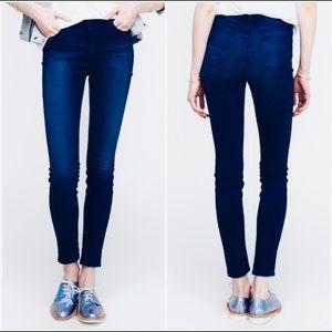 J Brand Avalon Skinny Leg Blue Denim Jeans Size 28